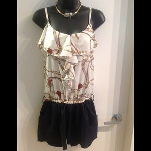 Other - Stunning Romper Sz Sm